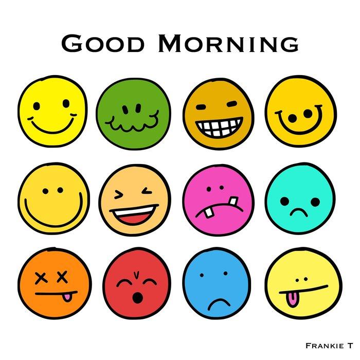 FRANKIE T - Good Morning