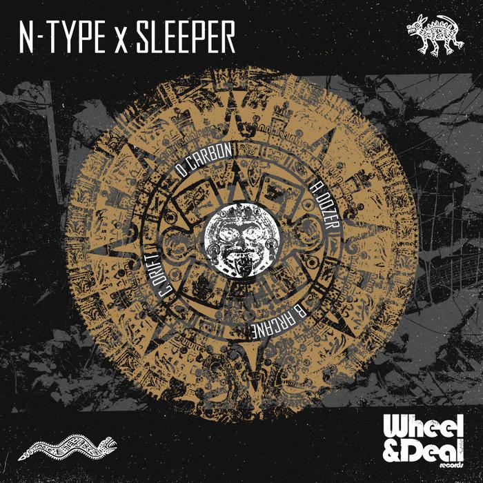 Download N-Type & Sleeper - N-Type & Sleeper EP mp3