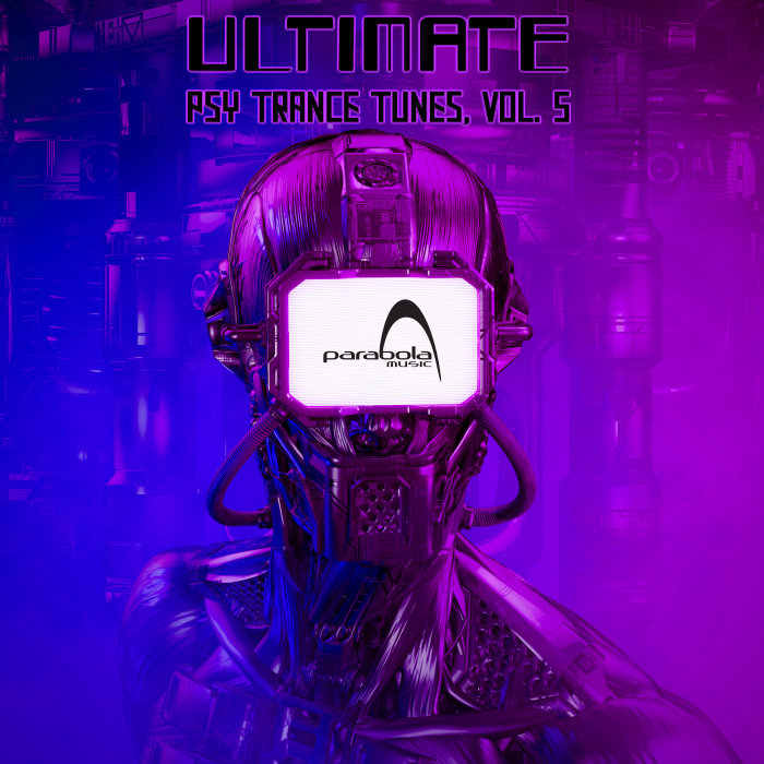 DOCTOR SPOOK/VARIOUS - Ultimate Psy Trance Tunes Vol 5