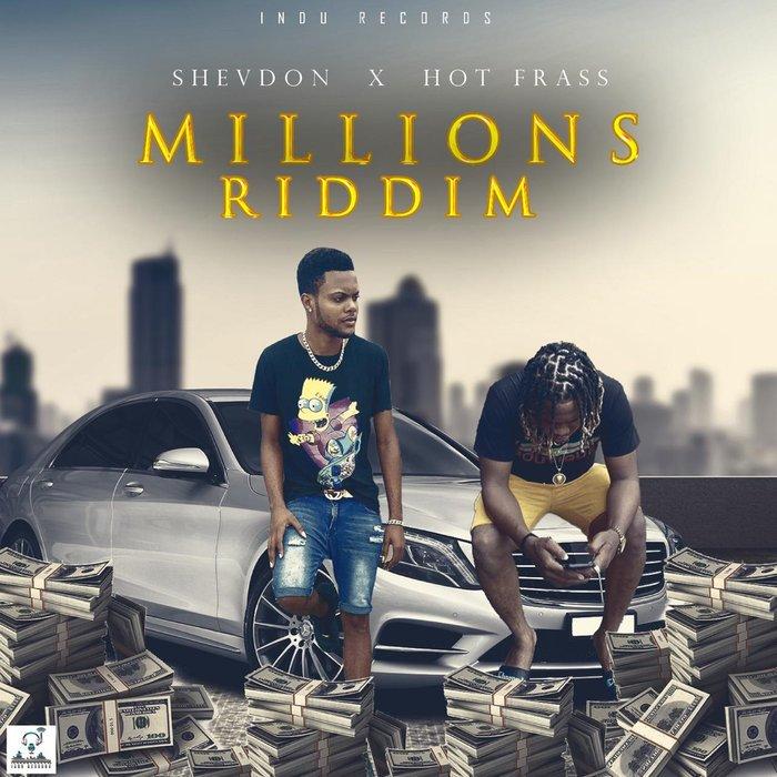 SHEVDON/HOT FRASS - Million A Day