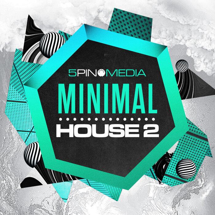 5PIN MEDIA - Minimal House V2 (Sample Pack WAV/APPLE/LIVE)
