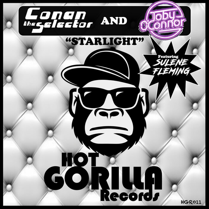 CONAN THE SELECTOR/TOBY O'CONNOR FEAT SULENE FLEMING - Starlight