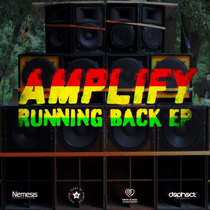 AMPLIFY - Running Back EP