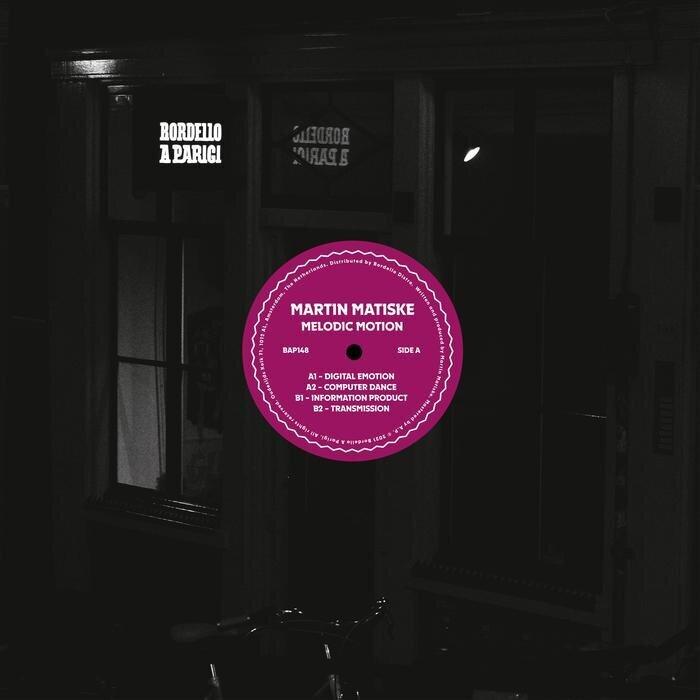 MARTIN MATISKE - Melodic Motion