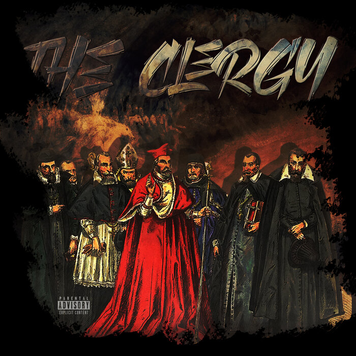 #9 - The Clergy