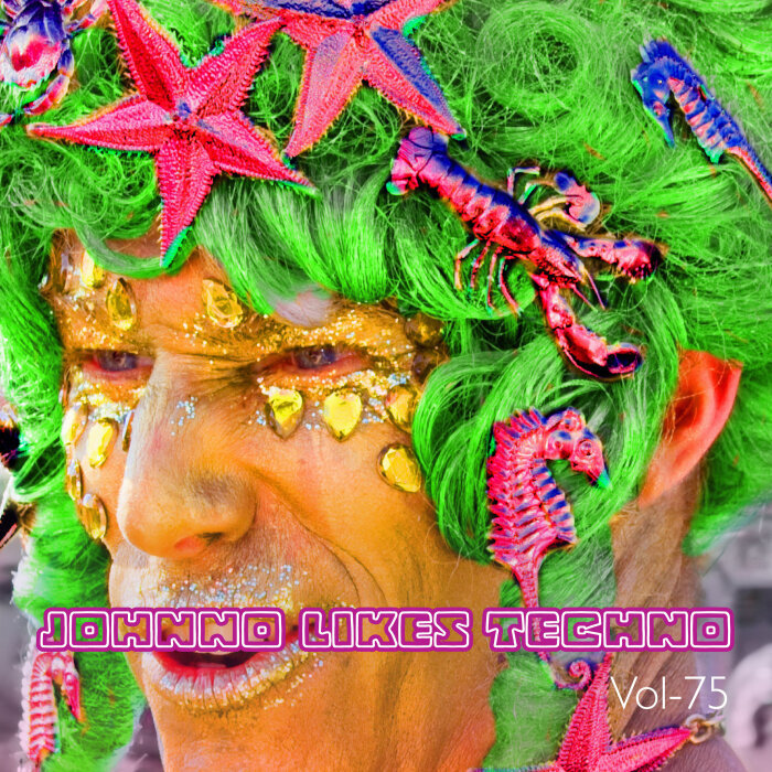 VARIOUS - Johnno Likes Techno Vol 75 (Explicit)
