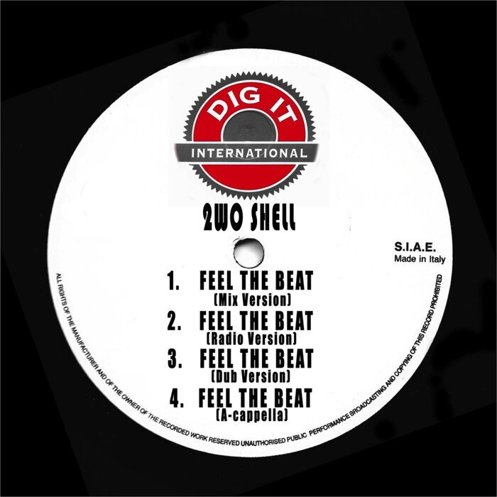 2WO SHELL - Feel The Beat