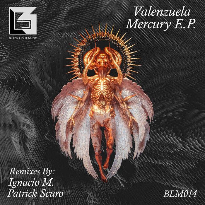 VALENZUELA - Mercury E.P