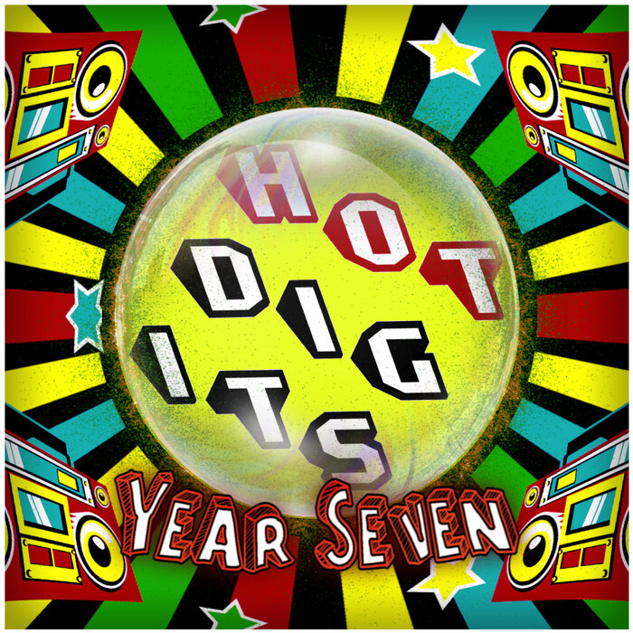VARIOUS - Hot Digits: Year Seven