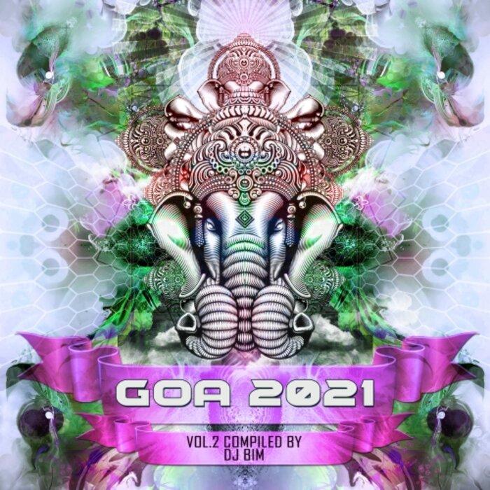 DJ BIM/VARIOUS - Goa 2021 Vol 2