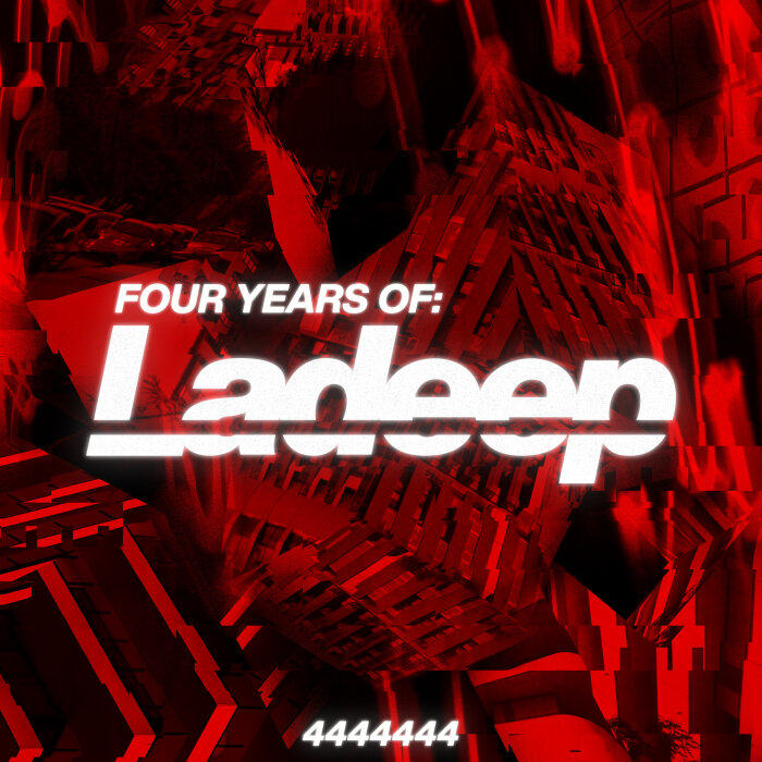 VARIOUS - Four Years Of Ladeep