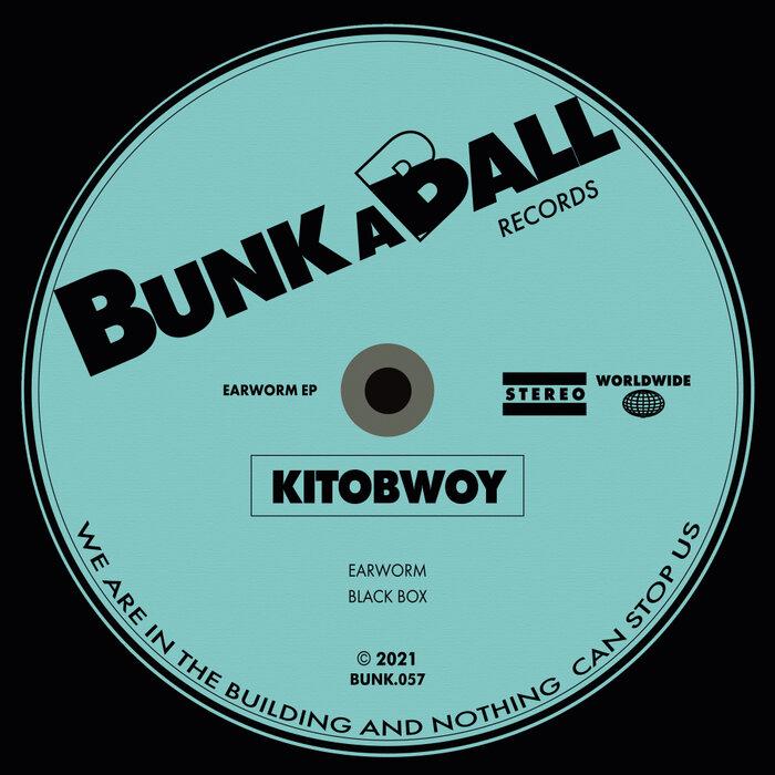 KITOBWOY - Earworm EP