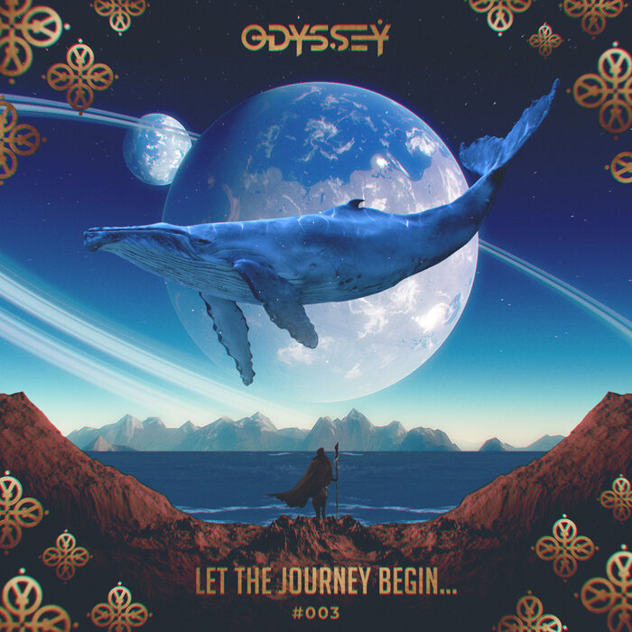 MODD/SOUL OF VOID/DIBIDABO/URMET K/CAGDAS DUMLUPINAR - Odyssey: Let The Journey Begin #003
