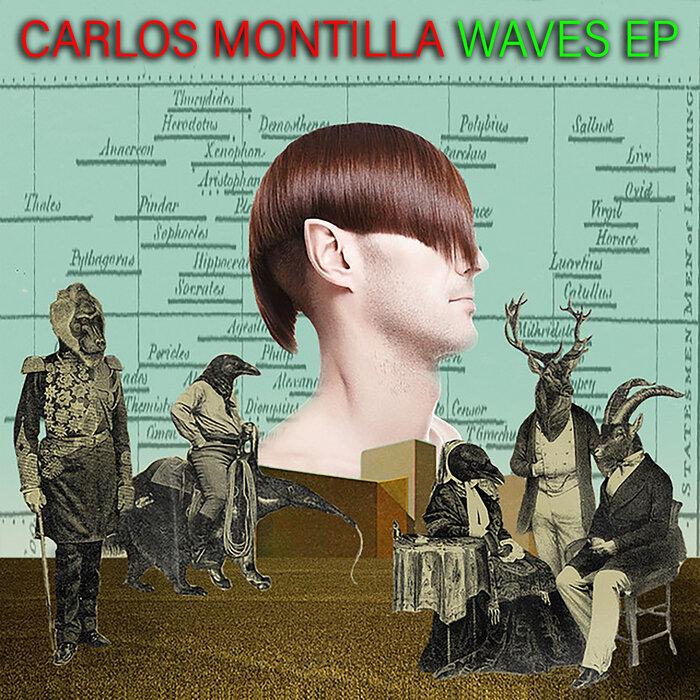 CARLOS MONTILLA/BRE3LEMENT - Waves EP