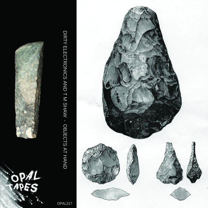 DIRTY ELECTRONICS/T M SHAW - Objects At Hand