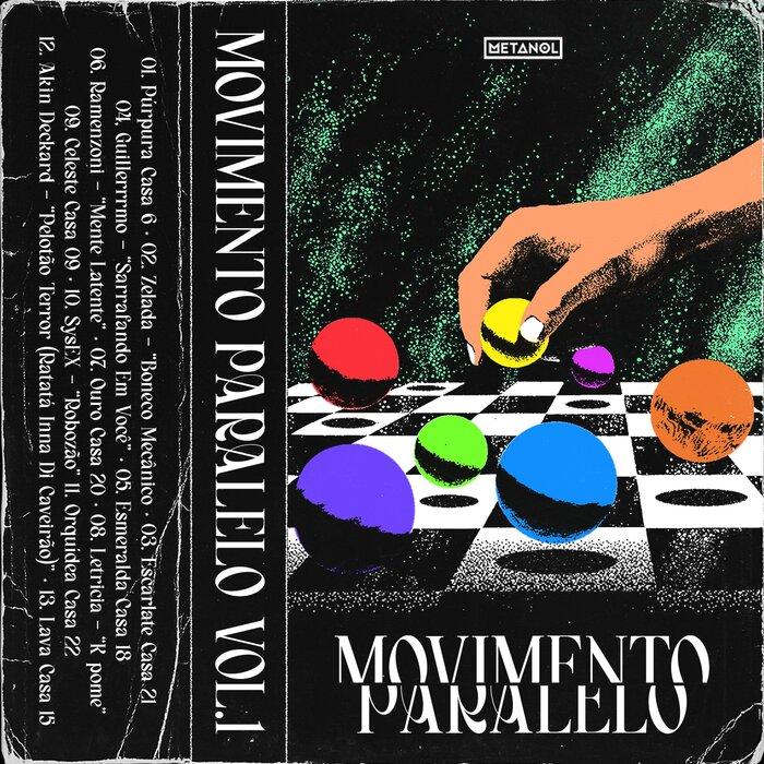 VA - Movimento Paralelo, Vol.1