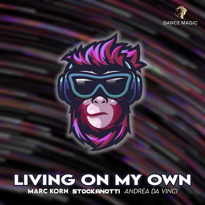 STOCKANOTTI/ANDREA DA VINCI/MARC KORN - Living On My Own