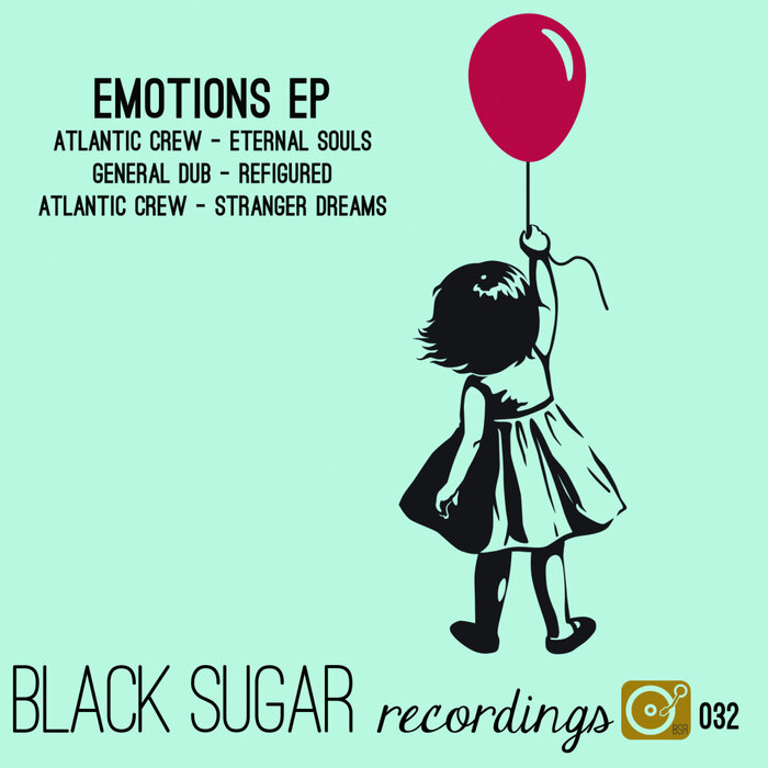 ATLANTIC CREW/GENERAL DUB - Emotions EP