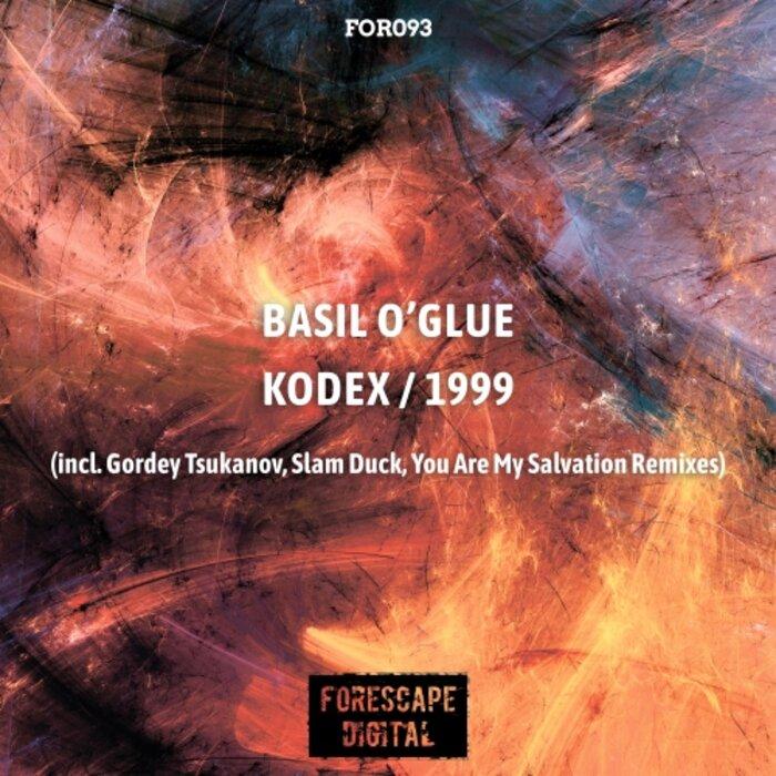 BASIL O'GLUE - Kodex/1999 (The Remixes)
