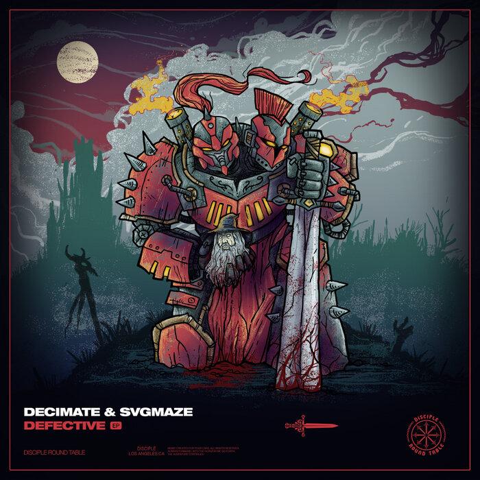 Download Decimate, Svgmaze - Defective EP (DRT107) mp3