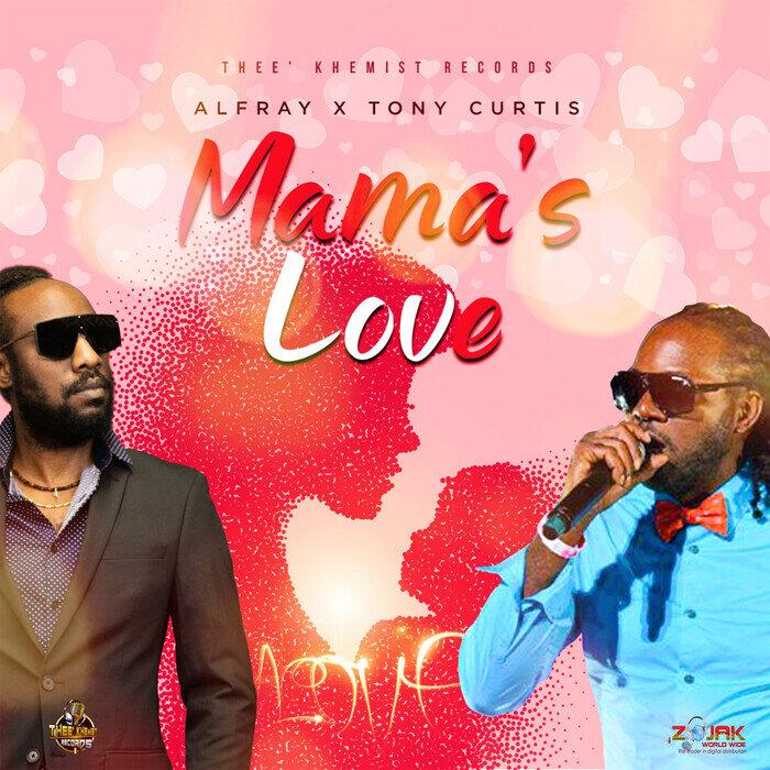 AL FRAY/TONY CURTIS - Single Mama's Love