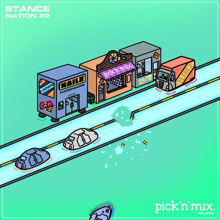 STANCE DNB/MADRUSH MC - Nation EP