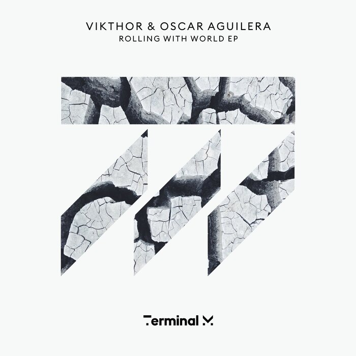 VIKTHOR/OSCAR AGUILERA - Rolling With World