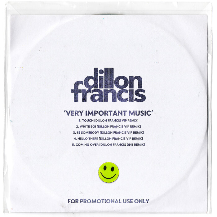 Download Dillon Francis - Very Important Music [MAD538] mp3
