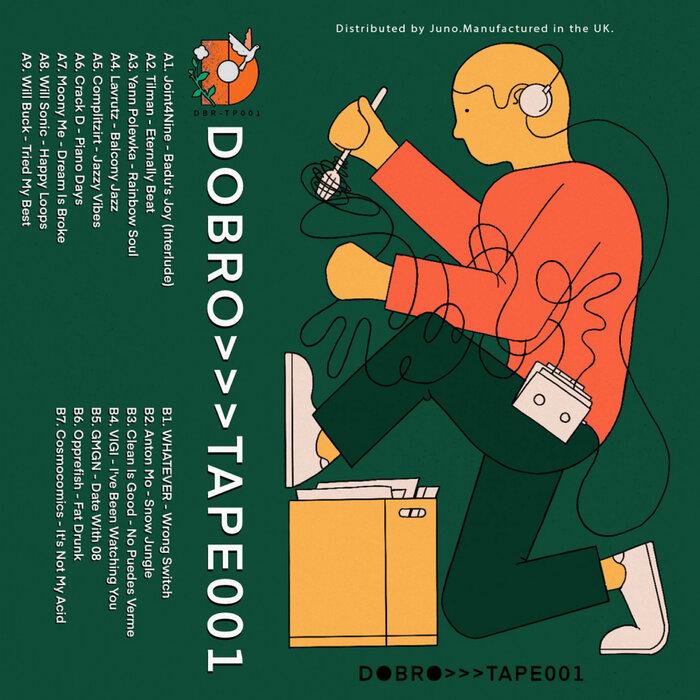 VARIOUS - DOBRO Tape 001
