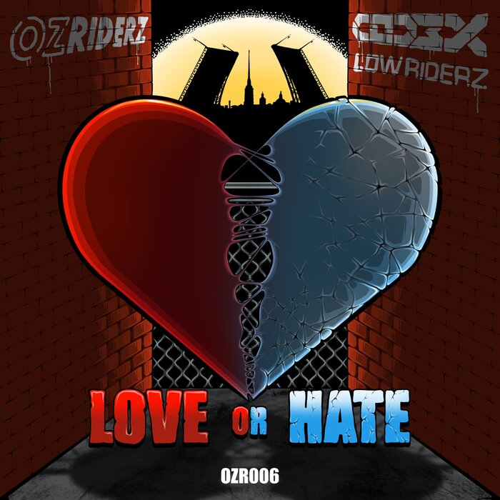COD3X/LOWRIDERZ - Love Or Hate