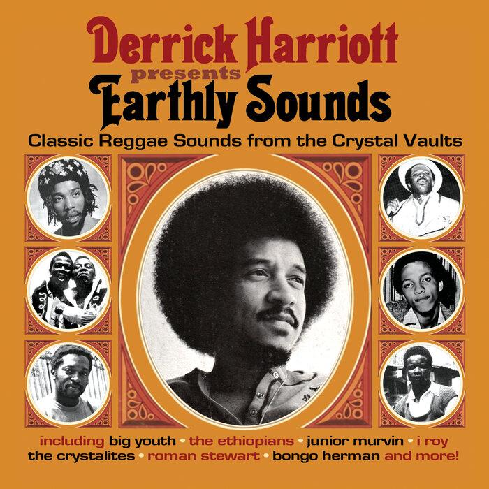 VARIOUS - Derrick Harriott Presents Earthly Sounds
