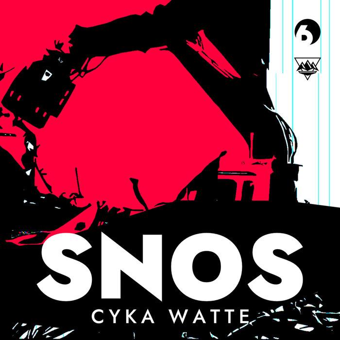 DJ CYKA WATTE - Snos