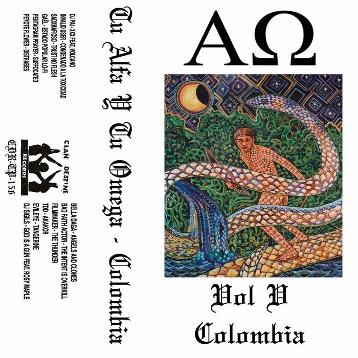 VA - Tu Alfa Y Tu Omega Vol 5 - Colombia