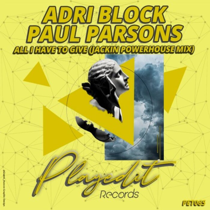 ADRI BLOK/PAUL PARSONS - All I Have To Give