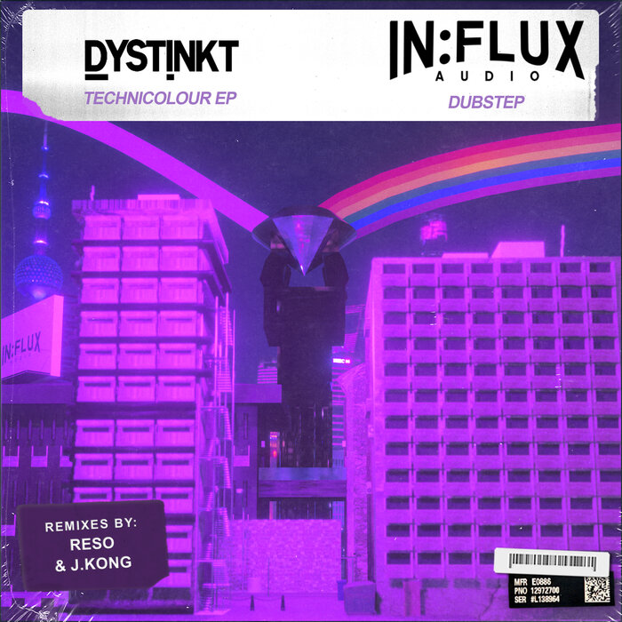 Download Dystinkt - Technicolour EP (INFLUX067) mp3