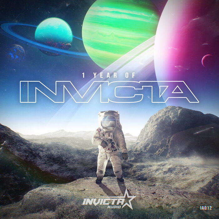 VARIOUS - 1 Year Of Invicta LP
