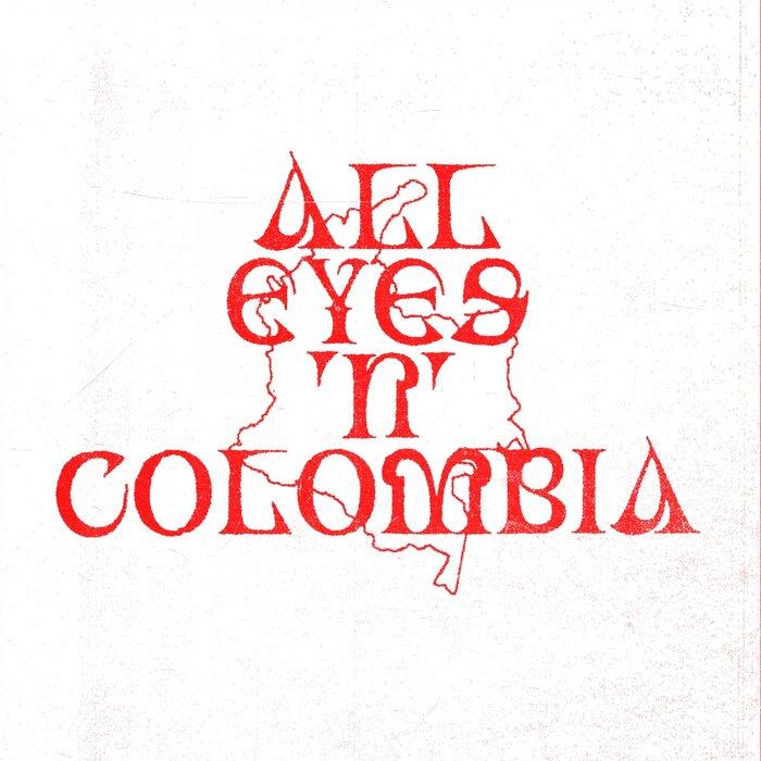 VARIOUS - All Eyes 'N' Colombia
