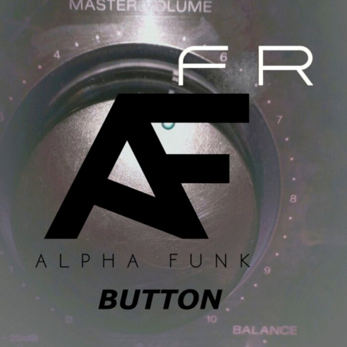 ALPHA FUNK - Button