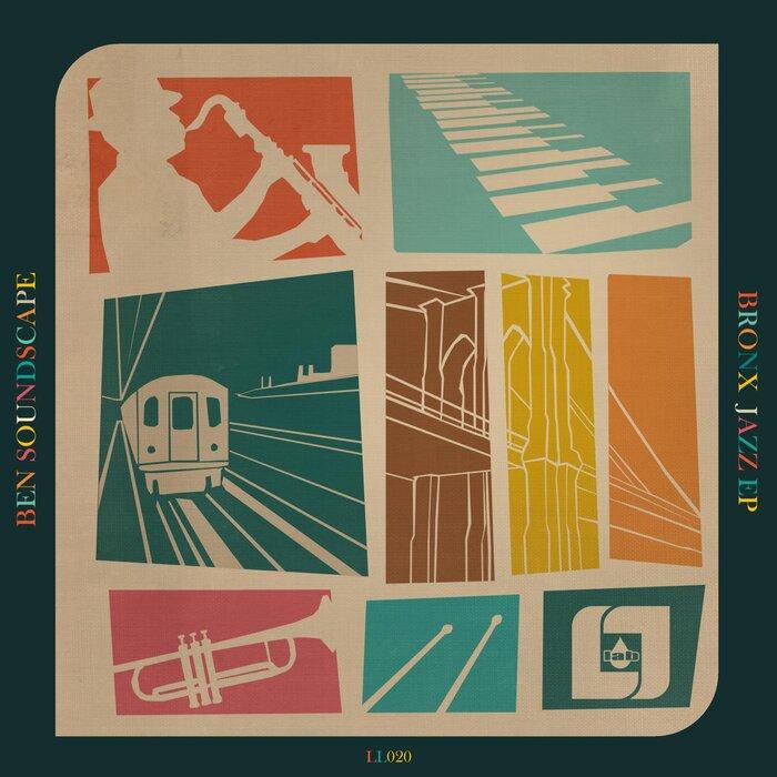 BEN SOUNDSCAPE - Bronx Jazz EP