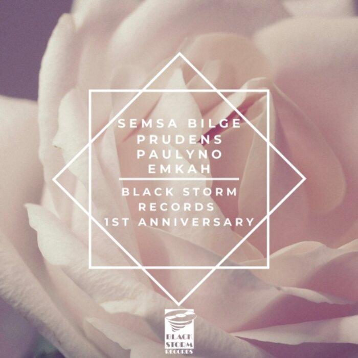 VARIOUS - Black Storm Records 1st Anniversary