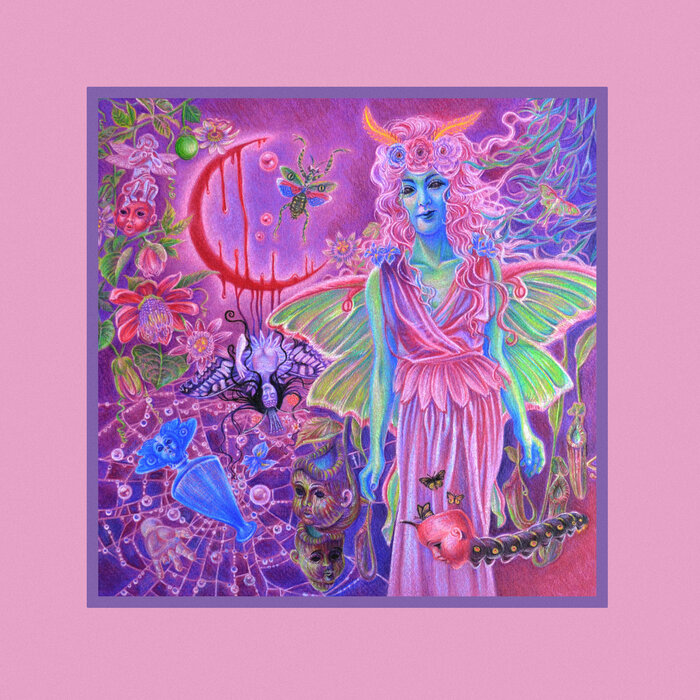 ROKUROKUBI - Iris, Flower Of Violence