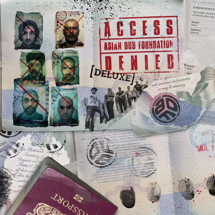 Download Asian Dub Foundation - Access Denied (Deluxe) mp3