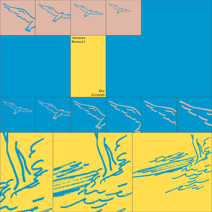 Jacques Renault - Sky Islands