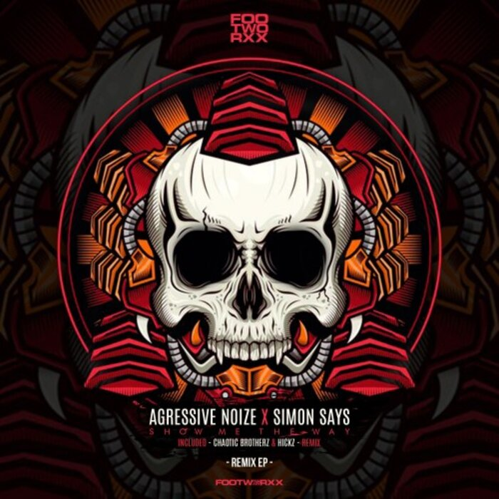 Download Agressive Noize, Simon Says - Show Me the Way mp3