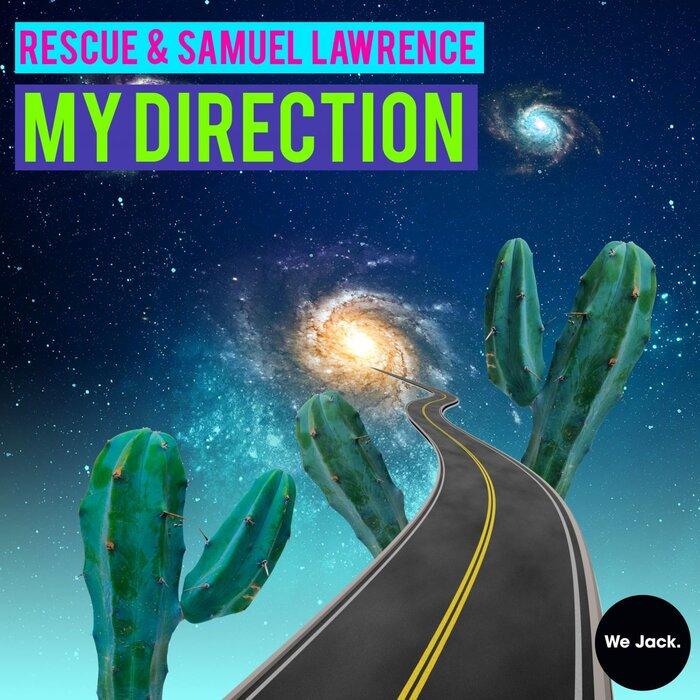 RESCUE/SAMUEL LAWRENCE - My Direction