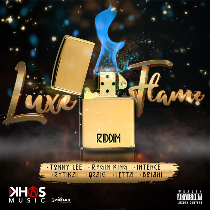 Various - Luxe Flame Riddim (Explicit)