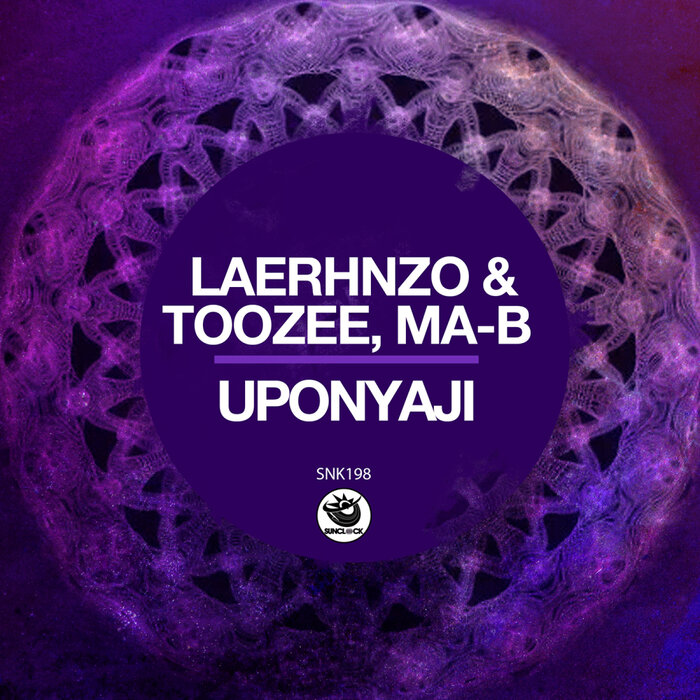 LAERHNZO & TOOZEE/MA-B - Uponyaji (Original Mix)