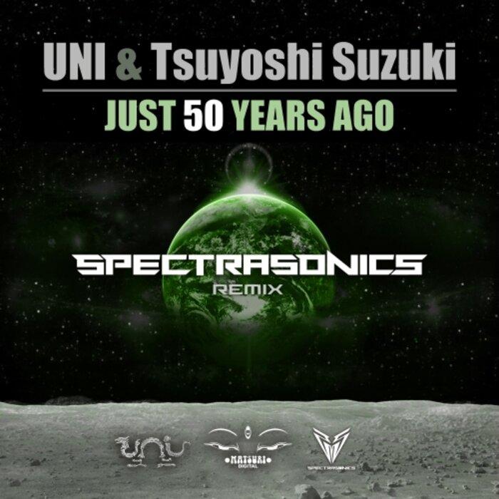 UNI/TSUYOSHI SUZUKI - Just 50 Years Ago