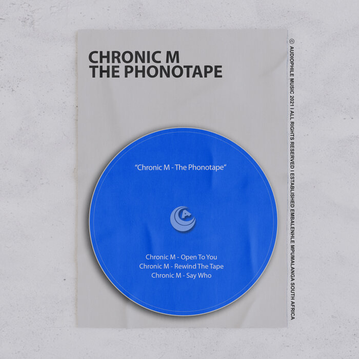 Chronic M - The Phonotape