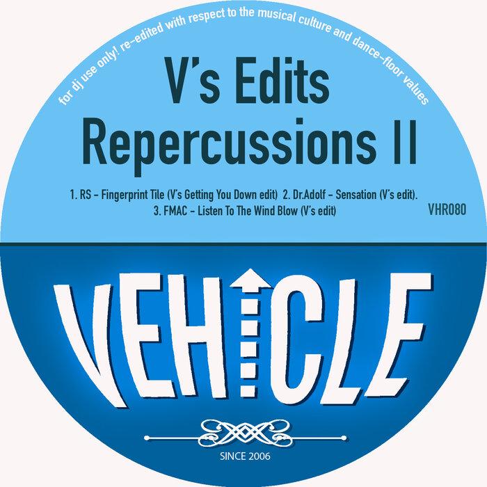 V'S EDITS/VARIOUS - Repercussions 2